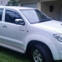 BUCCO CANOPY FOR TOYOTA HILUX DC