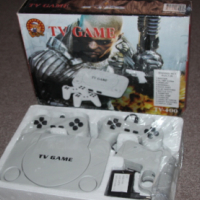 TV Game console with 13 built in games