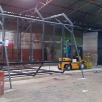 Powder coating plants and equipment for sale