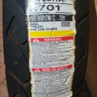Motorcycle Tyre (new)