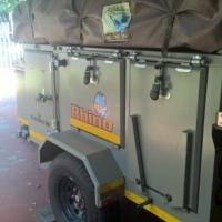 Rhino 700 bush trailer