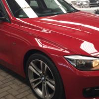 2012 BMW 320I Sportline F30 Diesel