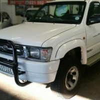 2002 Toyota Hilux 3000 KZ-TE Raider S/C, Only 268000Km's,Full Service History, Powersteering