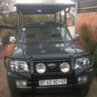 Game Drive Vehicles for sale