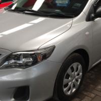 2015 Toyota Corolla 1.6 Quest 83 000Km