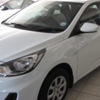 2015 Hyundai Accent 1.6 Motion