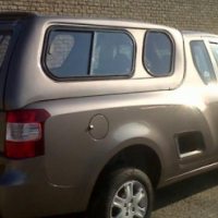 Wanted Canopy OR/and towbar for Chevrolet utility 2012 to 2015