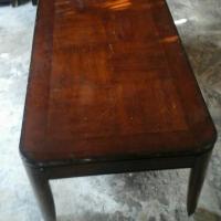 Baie mooi soliede hout koffie tafel