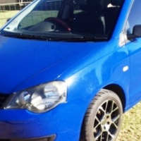 2011 Polo Vivo hatch back