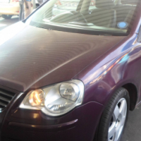 2005 Purple  VW Polo 1,6 Comforline