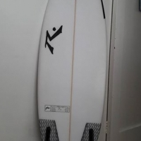 Rusty Surfboard Panda model 6'0