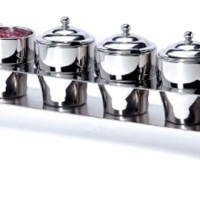 Infiniti Classic jam and condiment station, 492mm (P.O.R)