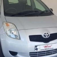 Toyota Yaris 1.3 5-door T3 A/C FSH