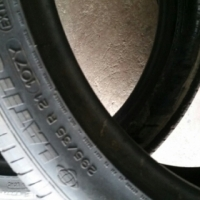 295/35 R21 x 4 Michelin Latitude tyres(80% tread)