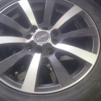 "Volvo S40 2001 15"" Rims for sale"