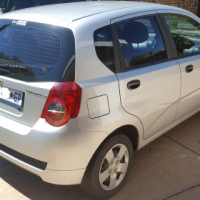 Chevrolet Aveo 1.6L 2012