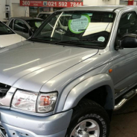 2005 Toyota Hilux 3.0 KZ-TE Legend 35, Only 203000Km's, Service History, Powersteering