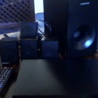samsung dvd player & surround sound