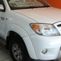 2005 Toyota Hilux 2.7 Raider R/B S/C Immaculate Condition!!