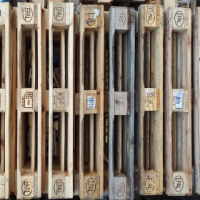 EURO PALLETS AND OTHER WOODEN PALLETS