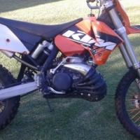 2005 KTM 300 EXC