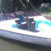 Xtaski 17ft  Bowrider Family Boat with 175 Hp Black Max Mercury  for Sale.