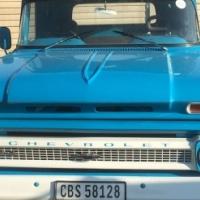 Restored Classic - 1963 Chev V8 Pick up