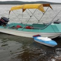 FISHING BOAT & BAIT BOAT FOR SALE