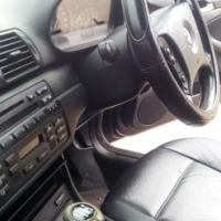 6-Speed BMW 320D e46 with full service history