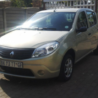 Renault Sandero 1.4, 2011 TO SWOP for same book value