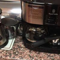 Russell Hobbs cappuccino/ espresso maker