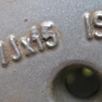 BMW mag wheels original IS47