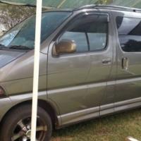 Toyota reguus 2.7vvti SUV to swop for bakkie