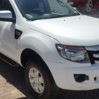 2013 Ford Ranger 2.2 XLS D/Cab 4x2 with only 44 500 km for R 279 995