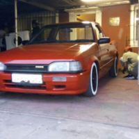 Wanna Swap my mazda rustler for a slant front