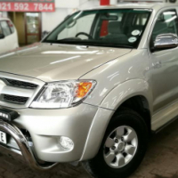 2007 Toyota Hilux 2.7 VVTi D/C Raider, Only 164000Km's,Full Service History, Powersteering