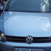 Pre Owned 2013 Polo 6 1.4 C/L R160000