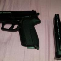geurilla snorre gas pistol still brand new