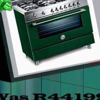 URGENT SALE - Bargain - Bertazzoni full gas cooker