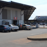 Retail shops space for rent in Boksburg.