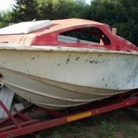 Boot hull(dop)alleen te koop