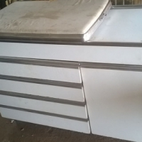 Baby bath / cupboard - for sale