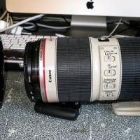 CANON EF 70-200mm f/2.8 L IS II
