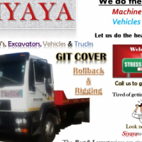 Siyaya - Rollback, We Specialize in Machine Moving, Trucks & Vehicles ~ Let us do the heavy lifting!