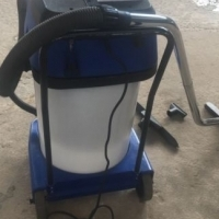 In mint condition Nilfisk Twin Motor industrial 70L wet & dry Vacuum cleaner for sale...