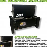 Portable Line Boring Machine