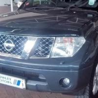 2008 Nissan Navara 2.5 Dci 4x4 P/u D/c