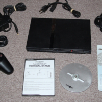 Sony PS2 slim console