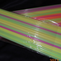 Drinking Straws, Long (32cm) - R5 per packet of 100; and  R300 for 100 packets