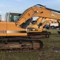 Bell Excavator 230E